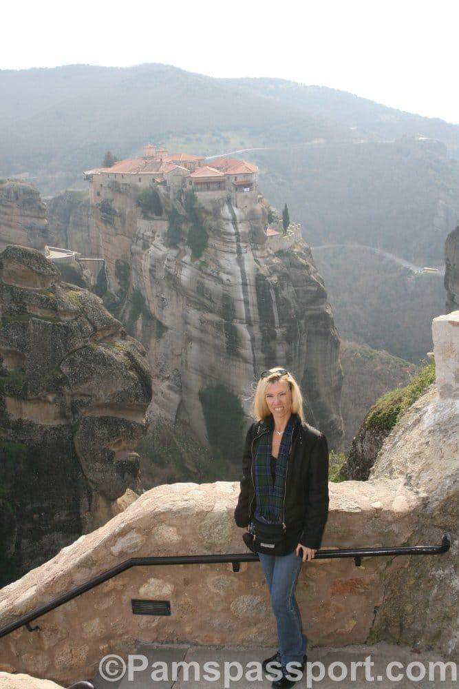 Meteora Monastery 07